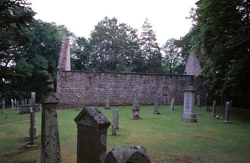 St. Mary's Kirk in Auchindoir