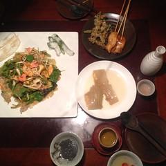 Korea - Insadong (Sanchon Restaurant)  114 (The Subcultured Traveler) Tags: iphonepics korea seoul insadong namdemeun dmz hongdae heyri sinchon travel asia backpacker subculturedtraveler