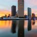 Tampa Dawn Reflection