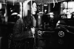 Rainy Night by Tatsuo Suzuki - Shibuya,Tokyo