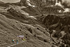 Family hiking, Bussalp. Above Grindelwald. Canton of Bern. Switzerland. No. 8310. (Izakigur) Tags: switzerland svizzera lasuisse lepetitprince thelittleprince ilpiccoloprincipe helvetia liberty izakigur flickr feel europe europa dieschweiz ch musictomyeyes nikkor nikon suiza suisse suisia schweiz suizo swiss سويسرا laventuresuisse myswitzerland landscape alps alpes alpen schwyz suïssa d700 nikond700 nikkor2470f28 berneroberland kantonbern climbeverymountain thesoundofmusic