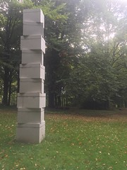 (contemporary and modern art) Tags: wuppertal cragg tony crag waltfrieden frederix henk bezoek bestuur stgbib