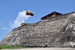 Castillo San Felipe de Barajas (Rodrigo M_T) Tags: castillo san felipe de barajas colombia