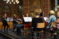Open Monumentendag, St.-Agathakerk, Lisse, 9 september 2017. Foto: Cor de Vries.