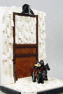 Lego GoT - North of the Wall