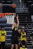 Moritz Wagner (13) for Three (RichKD) Tags: michigan wolverine basketball 2017 open practice university athletics maize blue gym crisler center arena court goblue moritz wagner mo