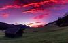 pink sunset (explored) (louhma) Tags: sunset pink clouds geroldsee bavaria germany nikon d750 contrast sunlight evening europa explore explored 20x30