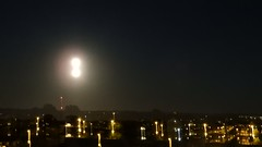Timelapse Moonrise 6 Oct 2017 (Amberinsea Photography) Tags: moon moonrise timelapse sky nightsky evening night nightphoto halmstadatnight amberinseaphotography sweden