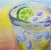 mojito (X) (My HobbyArt) Tags: mojito lemon lime purple jar glass drink art