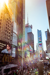 NYC - Times Square (Markus Hill) Tags: newyorkcity newyork timessquare nyc usa americe city urban street building architecture sun light sonne sonnenstrahlen people travel canon 2017 us