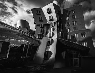 Ray and Maria Stata Center at MIT (Cambridge MA)
