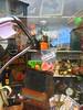 Shop window stuff (Explored) (JulieK (thanks for 5 million views)) Tags: 117picturesin2017 window hww junk funny wexford ireland irish sign silly fun falseteeth