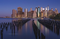 New York City // USA (www.antoniogaudenciophoto.com) Tags: new york usa us newyork nyc skyline sunrise sunset manhattan eau nisi