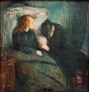 IMG_9264.CR2_G5 X_03SEP17_The Sick Child 1896 by Edvard Munch_ SFMOMA loan from Gothenburg Museum of Art