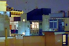paesaggio urbano / urban landscape (biotar58) Tags: notte night nightcolors bari puglia italia apulien italien apulia italy southernitaly southitaly tetti roofs