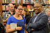 Race to Judgment Book Signing-20 (Diacritical) Tags: block fb booksigning october102017 nikoncorporation nikond4 2470mmf28 f45 ¹⁄₅₀sec pattern racetojudgment fredericblock book signing themysteriousbookshop