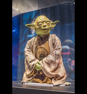 Star Wars & the Power of Costume - Jedi Master Yoda