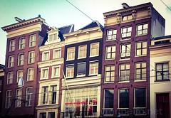 Houses of Amsterdam (vmribeiro.net) Tags: amesterdão amsterdam holanda hollande netherlands sony z1 sonyz1