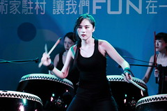 IMG_8781M 台北極鼓擊 (陳炯垣) Tags: performance stage drummer
