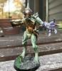 Kroot bodyguard  =][= (Carjohrud) Tags: warhammer40k citadelminiatures gamesworkshop inquisitor 54mm kroot