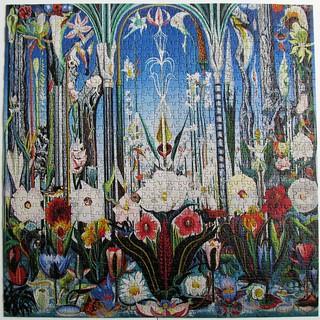 Flowers, Italy 1931