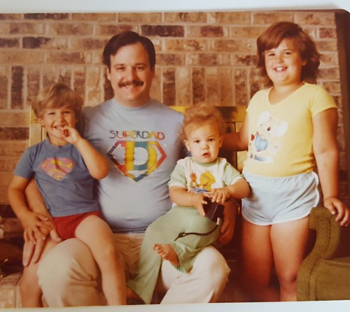 Sweet 80's family pic