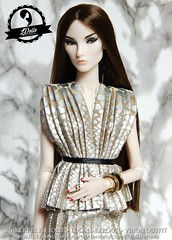 Reroot No. 57 + TAG GAME! Which sculpt is your biggest weakness? (LDolls) Tags: starletelysejolie elysejolie elisejolie cinematicconvention it integritytoys fr fashionroyalty ldollsreroots reroot dollreroot vjhon
