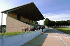 Jacques Anquetil Velodrome (radio53) Tags: cycling velo velodrome saint omer nord france bicycle touring jacquesanquetil