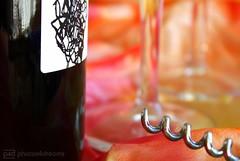 found in the kitchen /macro mondays (photos4dreams) Tags: korkenzieher photos4dreams p4d photos4dreamz kitchen memberschoice hmm macromondays macro makro corkscrew screw bottlepuller bottle wine wein flasche gläser glasses glass