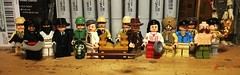 What Truck?! (Lord Allo) Tags: lego indiana jones raiders the lost ark cairo swordsman bandit german soldiers soldier major arnold toht colonel dietrech renee belloq marion ravenwood sallah jock satipo airplane mechanic boxer