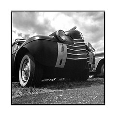 eight ball day #10 • thise, france • 2017 (lem's) Tags: 8 eight ball day 10 thise besancon teddy cruisers vintage classic car automobile zenza bronica