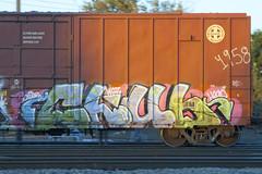 Chub (Psychedelic Wardad) Tags: freight graffiti 246 epc ep stv kbt dirty30 d30 wge dtt chub