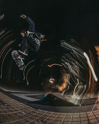 Carlos Fermin - 360 Flip