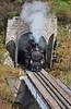 2-6-0RT No 9 exits the Gletsch-Kehrtunnel (TrainsandTravel) Tags: switzerland schweiz suisse narrowgauge rackrailway voieetroite trainàcrémaillère schmalspurbahnzahnradbahnsteam trainstrains à vapeurdampfzügedampfbahn furka bergstreckegletschoberwaldbrigfurkadisentis bahn260rtno 9