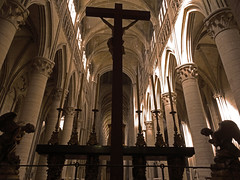 Amen (François Tomasi) Tags: cathédrale cathédralederouen rouen amen religion françoistomasi tomasiphotography yahoo google flickr reflex nikon traitementdimage filtre numérique digital villederouen lights light lumière patrimoine photo photographie photography photoshop pointdevue pointofview pov normandie france europe octobre 2017