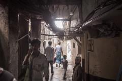 Mumbai - Bombay - Dharavi slum tour-14