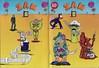 Zam Zap Jam No. 1 ( 1974 ) (Donald Deveau) Tags: comicbook zam zamzapjam undergroundcomic robertcrumb wonderwarthog sclaywilson robertwilliams gilbertshelton victormoscoso spainrodriguez rickgriffin