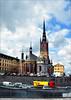 Iglesia de Riddarholmen - Estocolmo