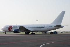 ZS-NEX Boeing 767-35D(ER) Aeronexus / The Rolling Stones @ Schiphol 16-Oct-2017 by Johan Hetebrij (Balloony Dutchman) Tags: zsnex aircraft boeing 76735der aeronexus vip b767 767 the rolling stones schiphol amsterdam 2017