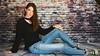 Casual Beauty (R.A. Killmer) Tags: kelsey seniorphotos senior bethelpark beauty pose portrait jeans chucks