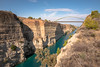 Corinth Canal (dam.he) Tags: korinthkanal griechenland hellas leica landscape landschaft corinth meer leicaq kanalvonkorinth kanal greece seascape corinthcanal korinth sea peloponnese