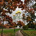 2017-10-02-SPb, Pushkin, fall -03