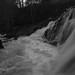 Kuhaköngäs waterfall (long exposure)