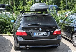 Finland - BMW 5series Touring E61