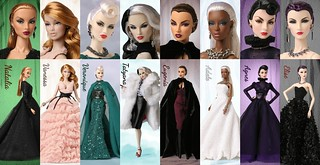 Fashion Royalty Collection - Fashion Fairytale Convention 2017