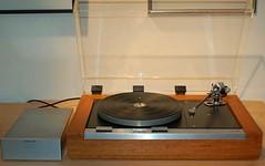 "Blue Amp TD125 Long Base with custom carbon 12"" SME arm. (SYMFO) Tags: gramophone phonograph recordplayer turntable record thorens td 125 lb thorenstd125 td125 longbase blueamp td125lb td125longbase thorenstd125lb thorenstd125longbase 125lb"