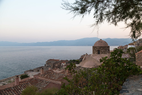 church, Monemvasia