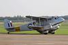 De Havilland DH.89A Dragon Rapide HG691 (G-AIYR) (NTG1 pictures) Tags: duxford iwm warbirds de havilland dh89a dragon rapide hg691 gaiyr