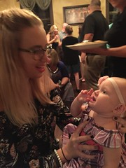 """Lauren Spejcher Holds Dani at Emily and Joe's Rehearsal Dinner • <a style=""""font-size:0.8em;"""" href=""""http://www.flickr.com/photos/109120354@N07/37953317671/"""" target=""""_blank"""">View on Flickr</a>"""