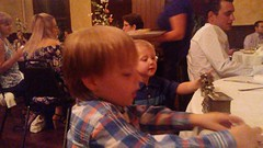 "Colton and Paul Play at the Rehearsal Dinner • <a style=""font-size:0.8em;"" href=""http://www.flickr.com/photos/109120354@N07/37953319161/"" target=""_blank"">View on Flickr</a>"